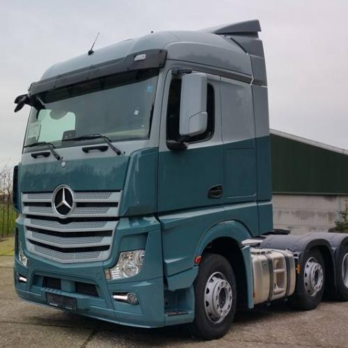 Vrachtwagen Heijboer Transport